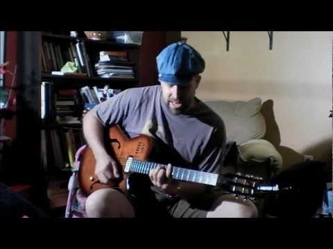 Sittin' on the Dock of the Bay -Otis Redding/Steve Cropper cover