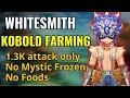 Whitesmith Kobold Farming BUILD (Best alternative to Sting and Anolian)