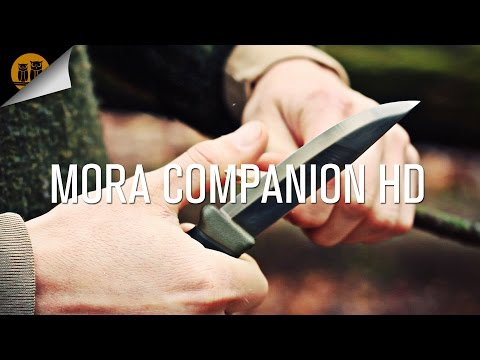 Mora Companion Heavy Duty MG Knife Review