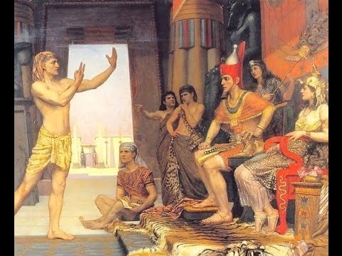 Joseph Egypt Bible Joseph Rules Egypt Genesis