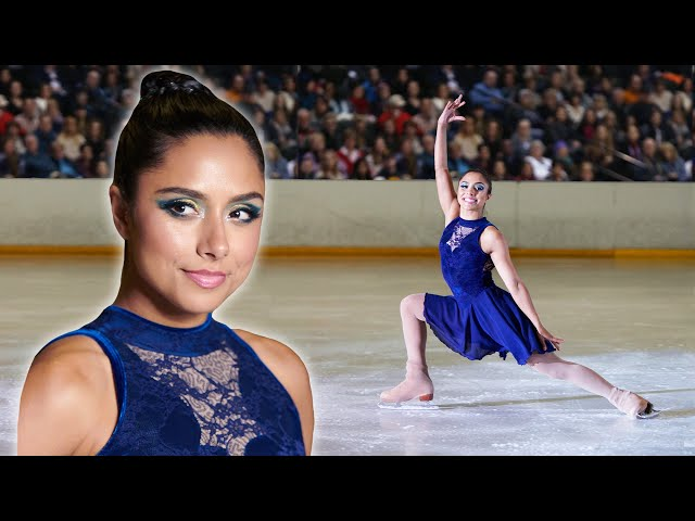 I Trained Like An Olympic Figure Skater thumbnail
