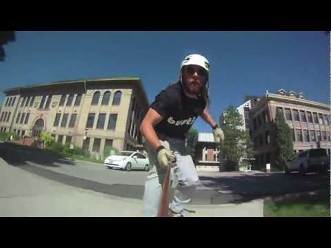 William Royce visits Salt Lake City - Bustin Longboards NYC