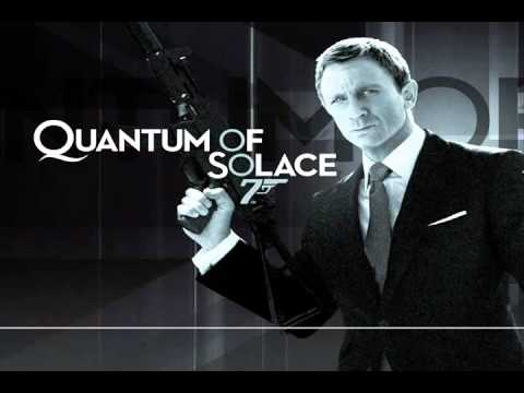 Quantum Of Solace (PS3/X360/PC/Wii/NDS/PS2) James Bond Theme