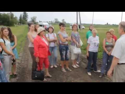 Село Становка. Лекция о Сибирском каторжном тракте.