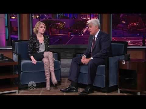 Emma Roberts Thigh Boots In HD