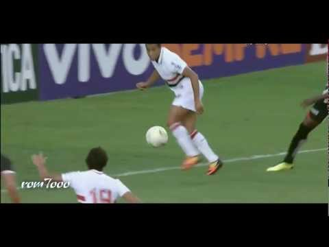 Lucas Moura 2012 Wonder Skills HD