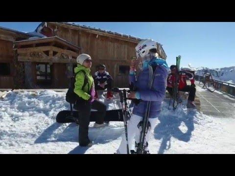 JNFLY DJI OSMO Francja Val Claret 2016