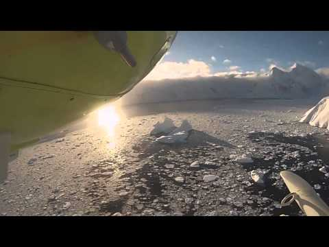 LarsenB Ice Shelf Antarctica