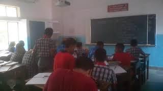 In our school kv2 jalahalli Bangalore