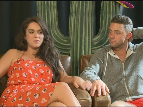 Geordie Shore's Vicky Pattison talks about how she deals with fame