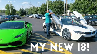 BUYING A BMW i8 !!!