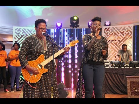 Mercy Masika & Her Mum - Worship With Donnie Concert