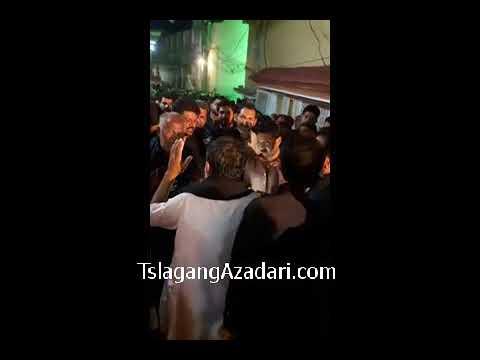 Talagang Noha Matam Chand Rat 2017/1439 Darbar Peer Bukhari Talagang