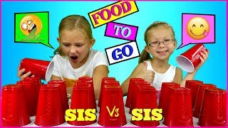SIS vs SIS - Food Challenge - Food To Go Edition!