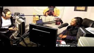 Jazmine Cashmere On The Sir Darryl Radio Experience