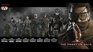 Превью обзор игры Metal Gear Solid 5 The Phantom Pain