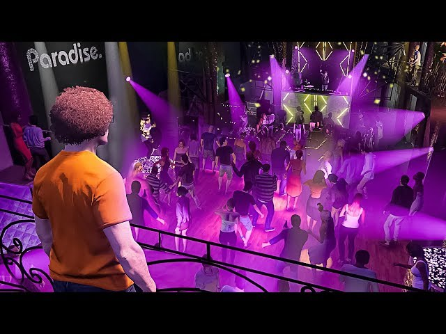 GTA Online: After Hours is live and you could get $5 million in-game for your nightclub pics