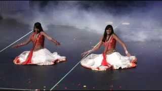 Bollywood dance- Manwa Laage, Ambarsariya and Tu meri