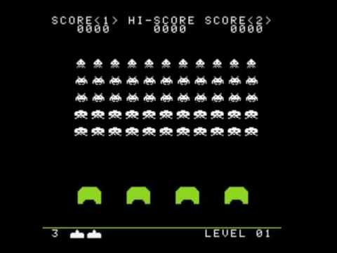Space Invaders (Atari 7800)