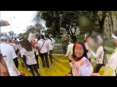 The Color Run Matosinhos 2013