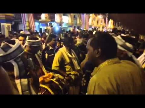 Sri Nageswary Amman Urumi Melam (snaum 2013) video