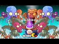 Plants Vs Zombies 2: Big Wave Beach Tiki Torch-er Level 91 Mission Impossible