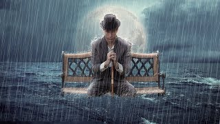 Man on rain photo manipulation | photoshop tutorial cc