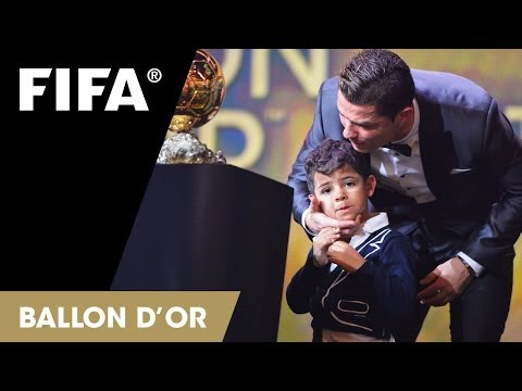 FIFA Ballon d'Or 2013 TV Show Highlights