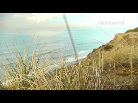 Красивая музыка, легкая, спокойная, вдохновляющая – долгий плейлист relaxdaily – Океанский бриз