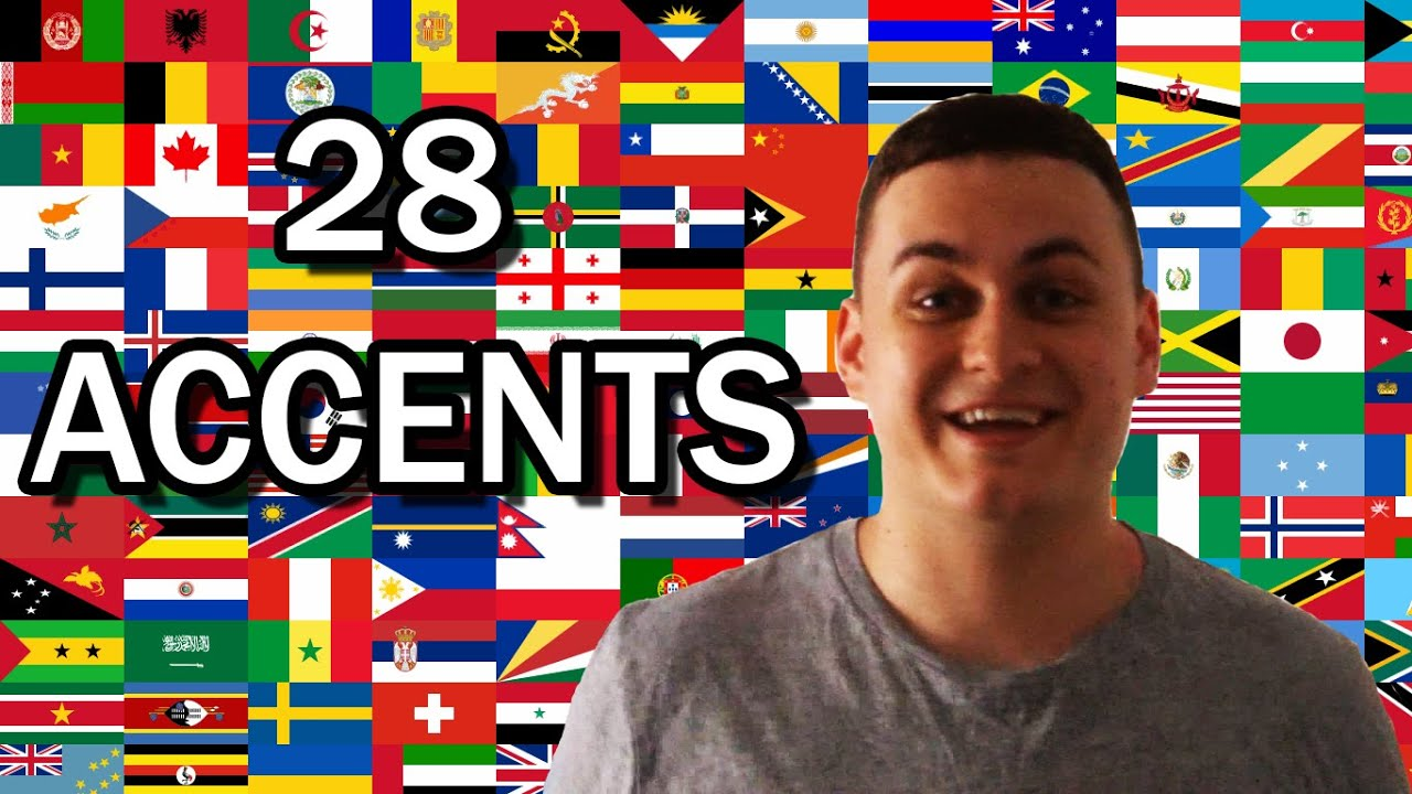 Learn different british accents