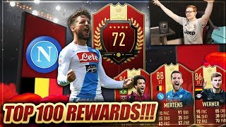 FIFA 19: DIE BESTEN TOP 100 FUT CHAMPIONS REWARDS!! 🔥🔥 FIFA 19 Ultimate Team Pack Opening