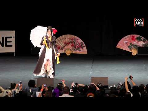 Lovin Japan 2010 - Eurocosplay - Yuuko - Xxx Holic.mov video
