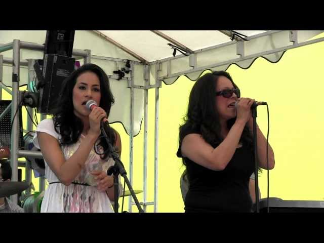 "The Element Band @ Tejano Fan Fair San Antonio 2012 in HD - ""Suavecito"" -"