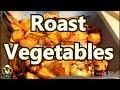 Roast vegetables for thanks giving day  #UKthanksgivingday #chefricardocooking