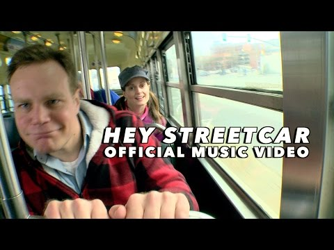Hey Streetcar - The Choo Choo Bob Show - OFFICIAL MUSIC VIDEO