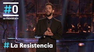 LA RESISTENCIA - Monólogo de Broncano   #LaResistencia 07.02.2018