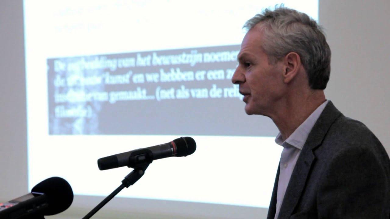 Cultuur in de Spiegel Barend Van Heusden 2012 11 06 Barend Van Heusden