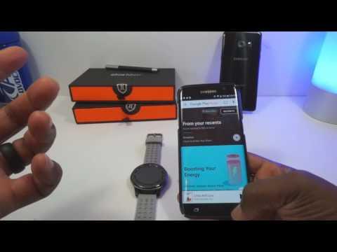 Galaxy Gear S3: Google Play Music!