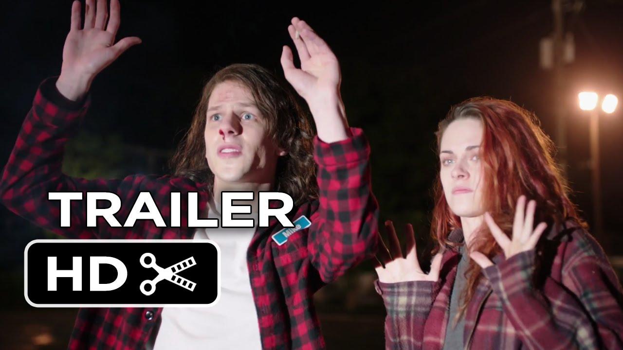 American Ultra Official Trailer #1 (2015) - Jesse Eisenberg, Kristen Stewart Comedy HD