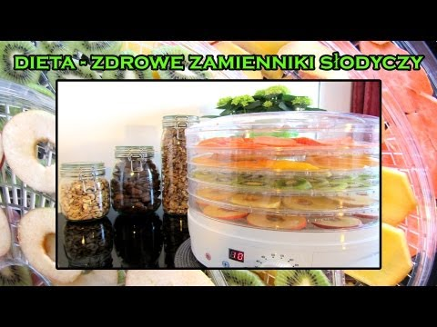 Zdrowe Zamienniki Słodyczy Z CALLOW (zdrowe Odżywianie) Eating Healthy Snacks