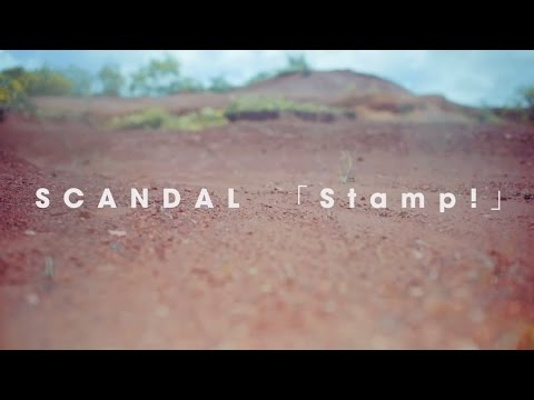 Scandal - Stamp