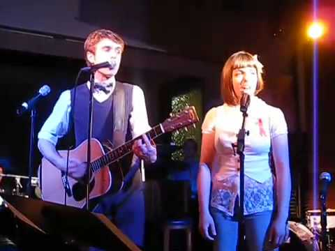 KYLE RIABKO & STEFFI D - Spring Awakening 90s Medley - UPRIGHT CABARET