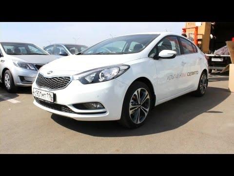 KIA Cerato Premium. Обзор (интерьер, экстерьер, двигатель).