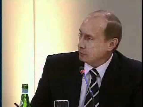 2007г. Вспомните предсказания Путина в Мюнхене
