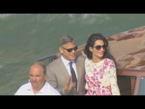Amal Clooney is London's most influential woman