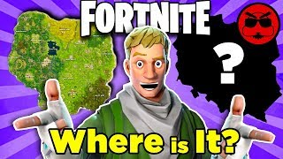 Fortnite Island's HIDDEN Location FOUND!! | Culture Shock (Fortnite Battle Royale)