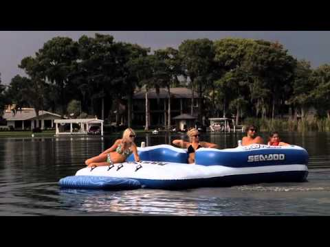 SEADOO - Inflatable - Mega Island