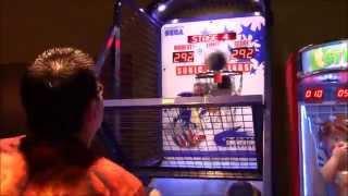 Kijani PWNS Sonic Basketball Arcade Game
