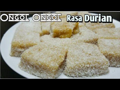 Resep Ongol Ongol Rasa Durian