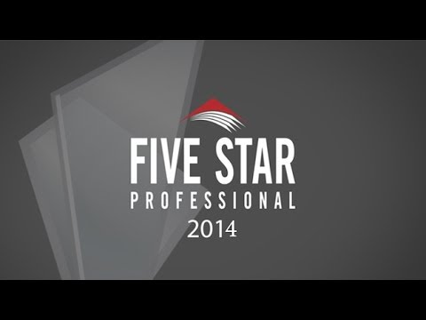 2014 Five Star Home and Auto Insurance Professional Award Winner Sample Video